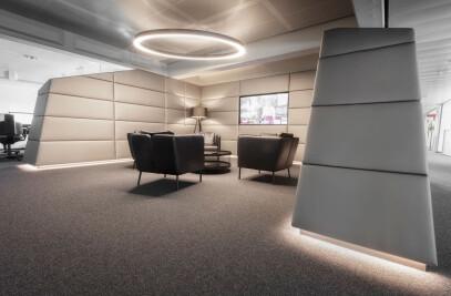 Network Studio Lounge