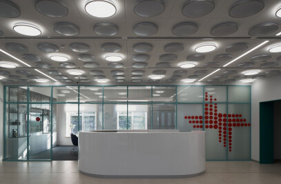 Pharmaceutical Company Office