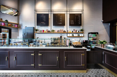 Danore- Ice Cream Parlor