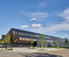 Edmonton Public Library Capilano Branch