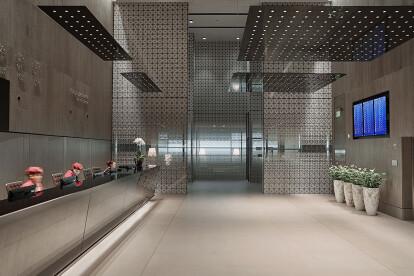 Qatar Airways Business Lounge
