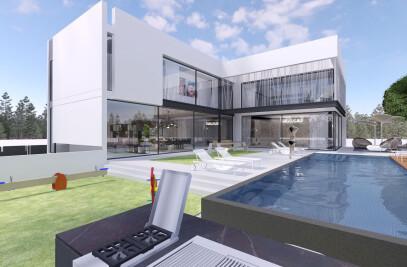 New House in Raanana