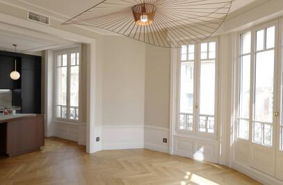 Renovation apartment 30's