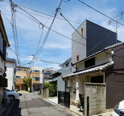 House in Tezukayama