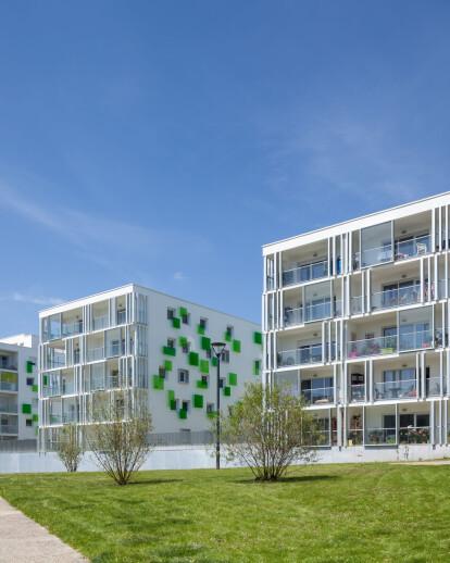 Les Opalines Agence Bernard Bühler Archello