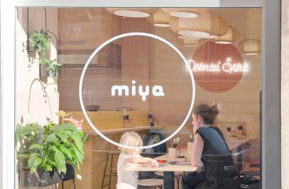 MIYA | Fast Casual Oriental Restaurant
