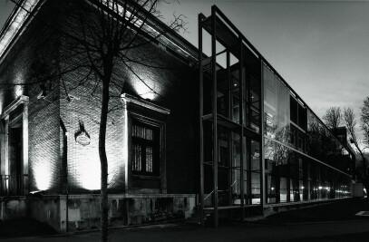 Rearrangement of Fine Arts Museum in Bilbao