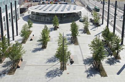 Hyllie Plaza