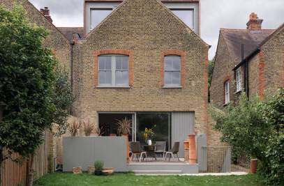 Hidden extensions at a Chiswick home