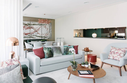 Burj Daman Apartment