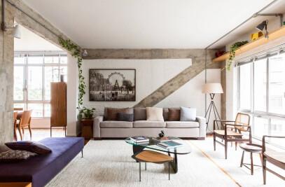Apartamento dos Vergalhões