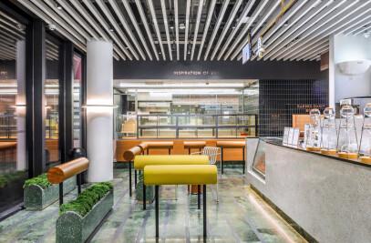 Heytea Bakery Hangzhou Guoda Plaza