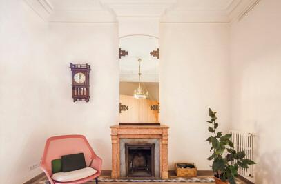 Cabinet Studio Apartment