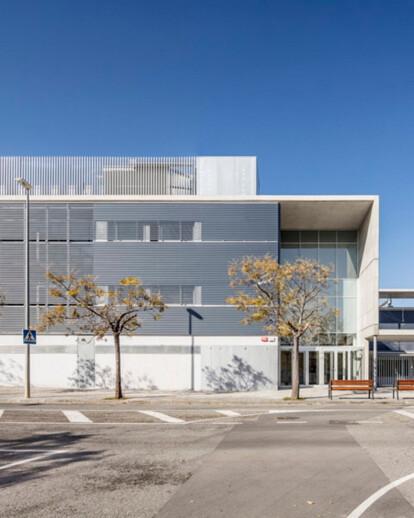 Vilafranca del Penedès Secondary School