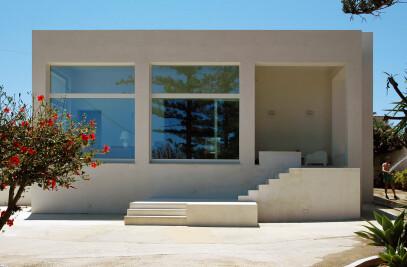 MCM - pine cone house