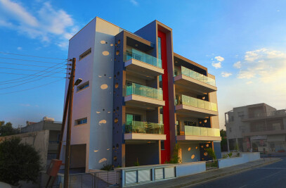 Apartment Builidng in Limassol