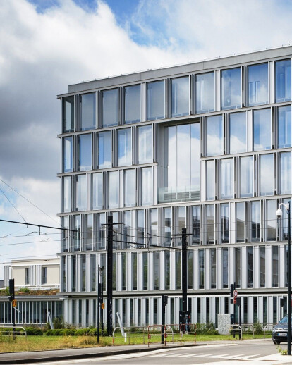 Program Head office Erdre & Loire Nantes Métropole