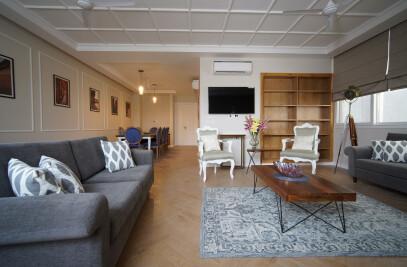 Central Delhi Apartment