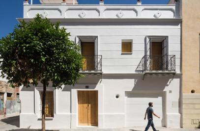 Rehabilitación de vivienda Unifamiliar en Sevilla