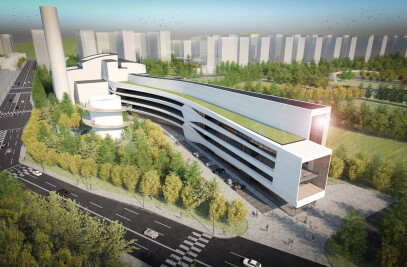 Gwangju City Main Library