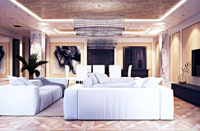 Luxury Lateral Family Apartment