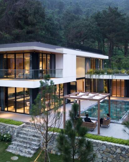 Tam Dao Uspace Villa