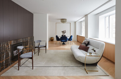 Upper East Side Post-War Apartment