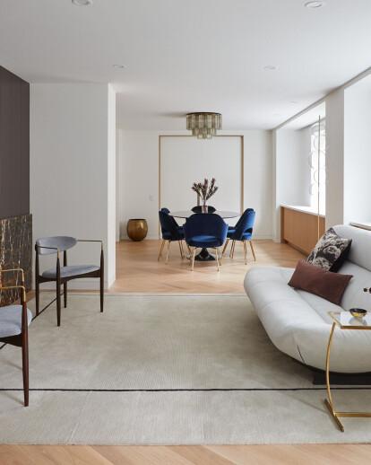 Upper East Side Post-War Apartment