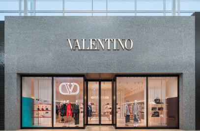 Valentino Yorkdale Store