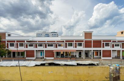 Thoraipakkam School