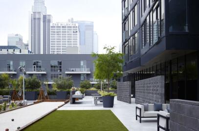 Atelier Luxury Apartments Landscape
