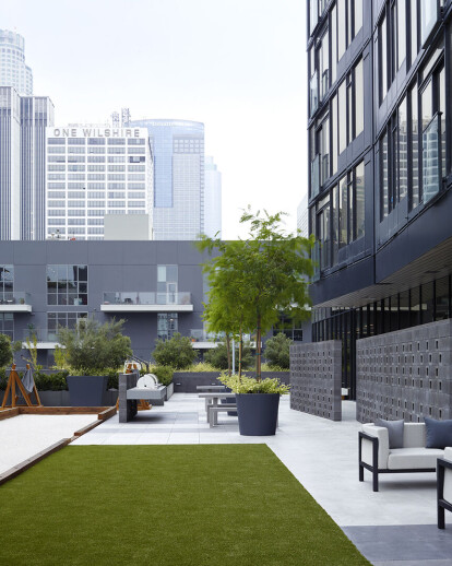 Atelier Luxury Apartments Landscape