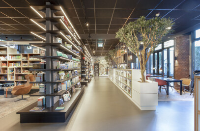 Cologne Public Library in Kalk