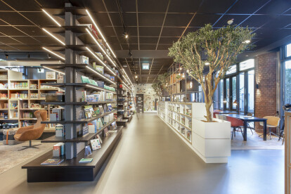 Kalk Library in Cologne