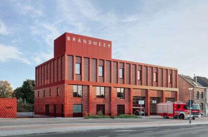 Fire station Wilrijk