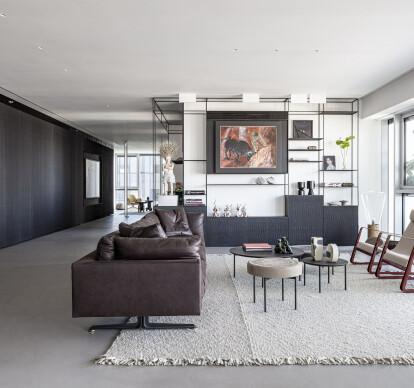 48th FL Midtown Penthouse