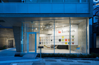 Lemnos Tokyo Showroom