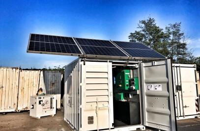 The Green Generator