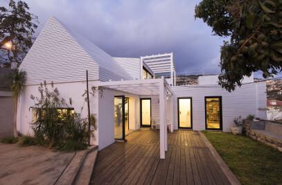 casa com patio