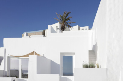 Summer House in Fira
