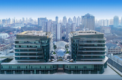 Shanghai Xujiahui Centre, Lot I & II