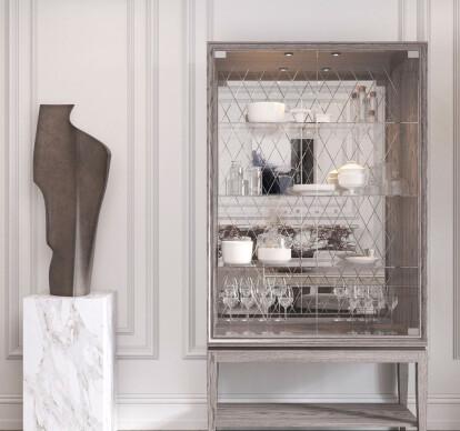 SilverLine Glass doors Showcase