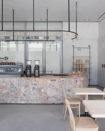 The Espresso Lab in Dubai