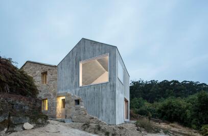 Rural House Restoration in Miraflores