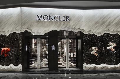 Moncler Dubai Mall