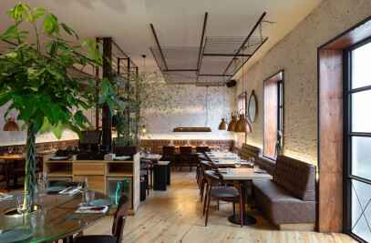 Santo Restaurant
