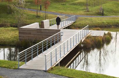 Campus Park Umeå University