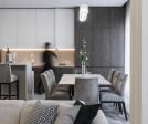 Interior Design Concept: AB + Partners