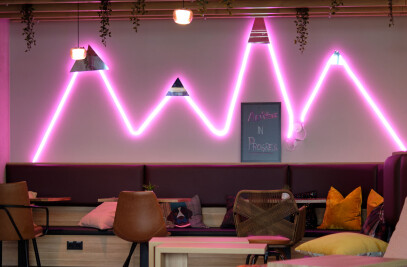 Moxy and Residence Inn Munich