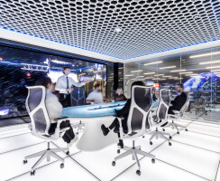Meeting room in The Experience Hub